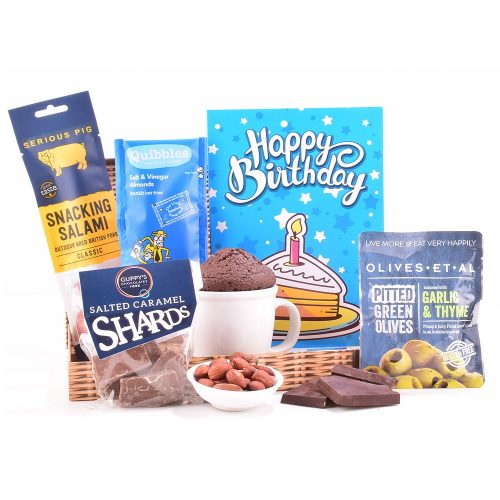 Gentlemans Letterbox Birthday Gift 12
