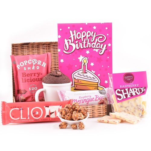 Ladies Letterbox Birthday Hamper 1