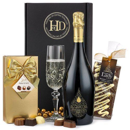 Prosecco and Chocolates Gift Box 6