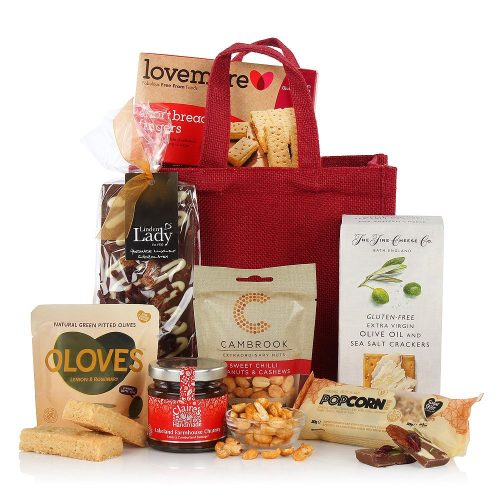 Gluten and Wheat Free Jute Bag 5